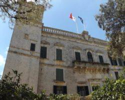 15 MAYO VISITA AL VERDALA PALACE MALTA (32)