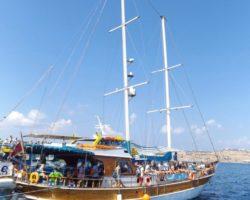 16 Junio Crucero por Comino Malta (2)