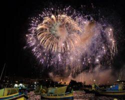 27 Abril Fireworks Festival Marsaxlokk Malta (2)