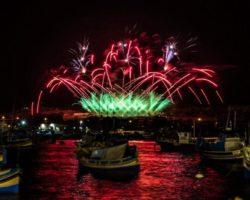 27 Abril Fireworks Festival Marsaxlokk Malta (5)
