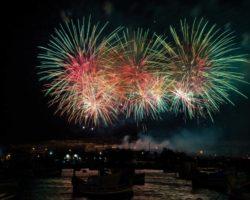 27 Abril Fireworks Festival Marsaxlokk Malta (6)