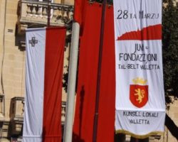 28 MARZO HAPPY BIRTHDAY, VALLETTA!!! 450 AÑOS (2)
