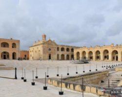 28 Octubre Freetour Fort Manoel Malta (19)