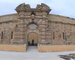 28 Octubre Freetour Fort Manoel Malta (2)