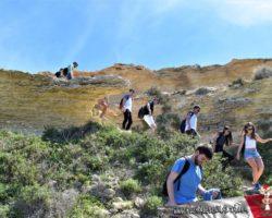 7 Abril de trekking Malta (1)