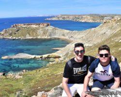 7 Abril de trekking Malta (11)