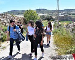 7 Abril de trekking Malta (2)