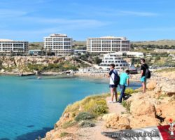 7 Abril de trekking Malta (38)