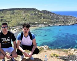 7 Abril de trekking Malta (6)