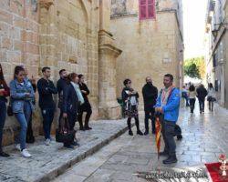 11 Noviembre Mdina Free Tour Malta (19)