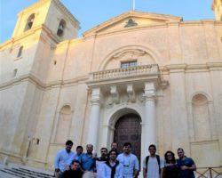 23 Noviembre Free Tour Valeta Malta (1)
