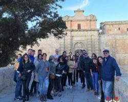 25 Noviembre Mdina Free Tour Malta (1)