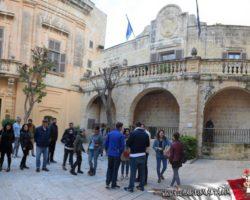 25 Noviembre Mdina Free Tour Malta (12)