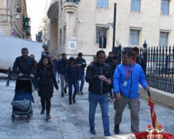 22 febrero Valletta Free Tour(9)