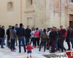 17 febrero Fort Manoel Free Tour(13)