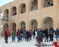 17 febrero Fort Manoel Free Tour(20)