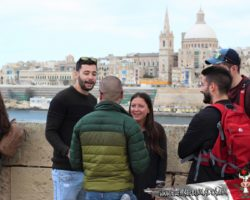 17 febrero Fort Manoel Free Tour(23)