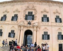 29 marzo Valletta Free Tour 11:30(9)