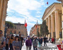 29 marzo Valletta Free Tour 11:30(16)