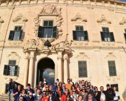 29 marzo Valletta Free Tour 15:30(8)