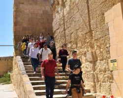 24 marzo Fort Manoel Free Tour(2)
