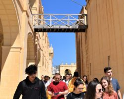 24 marzo Fort Manoel Free Tour(4)